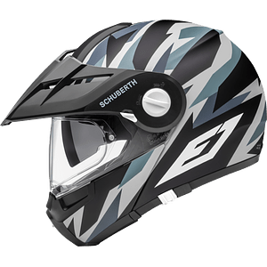 Casco Schuberth E1 Rival Grey