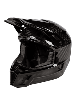 KLIM Casco F3 Carbon Ghost