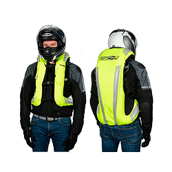AIR BAG CHALECO HELITE TURTLE 2 Hi-Vis