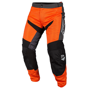 KLIM MOJAVE PANTALÓN ORANGE/GREY INTERIOR DE BOTA