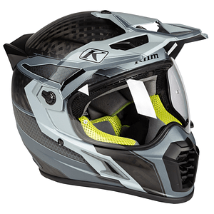 KLIM CASCO KRIOS PRO ADV ROROYD ECE / DOT ARSENAL GREY