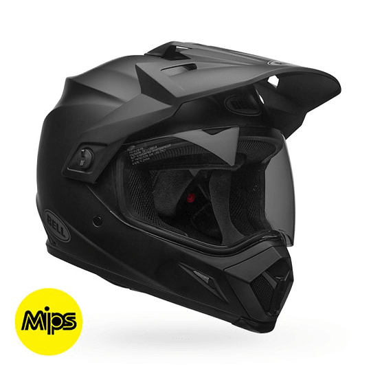 Casco Multipropósito Bell Mx-9 ADV Mips Mat Blk - Image 1