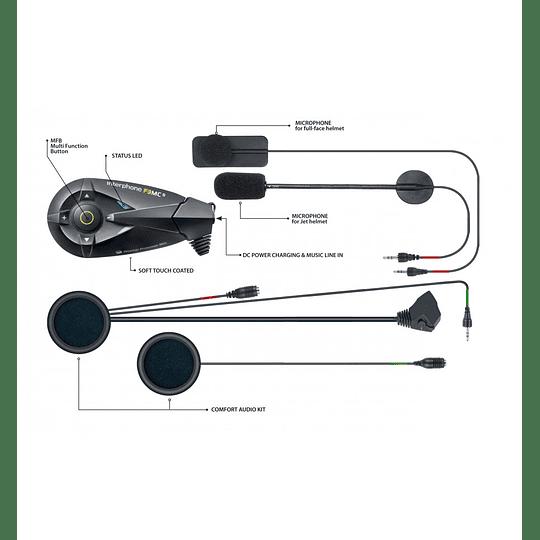 INTERCOMUNICADOR - INTERPHONE F3 MC - Image 2