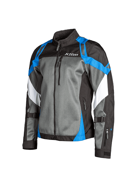 KLIM Chaqueta induction  GRAY - KINETIK BLUE