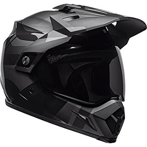 Casco Multipropósito Bell Mx-9 ADV Mips Mt/Gls Blackout Blk
