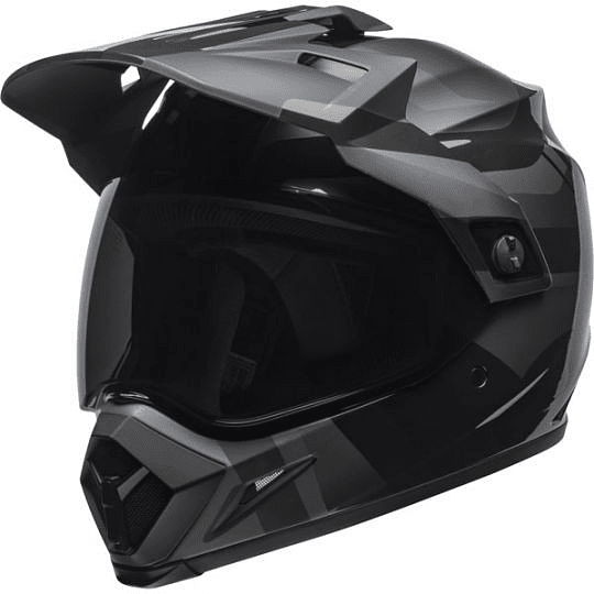 Casco Multipropósito Bell Mx-9 ADV Mips Mt/Gls Blackout Blk - Image 2