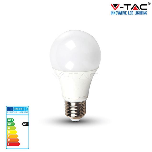 LAMPARA LED E27 9W 806Lm A60 ALLROUND