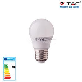 LAMPADA LED E27 4W 320Lm G45 BOLA