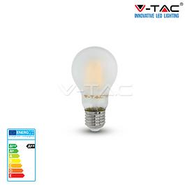 LÂMPADA LED E27 4W 400Lm A60 FROSTglass