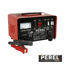 Carregador De Baterias Chumbo 12/24V - Perel