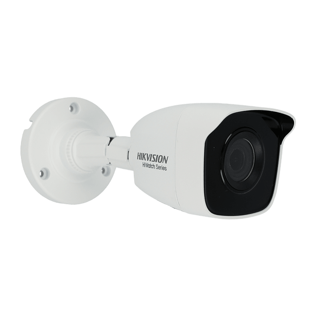 Cámara bullet 4 en 1 HIKVISION de 2 megapíxeles (cvi, tvi, ahd y analógica) y lente fija