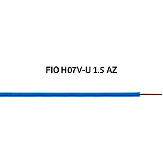FIO RÍGIDO (H07V-U) 1,5mm²