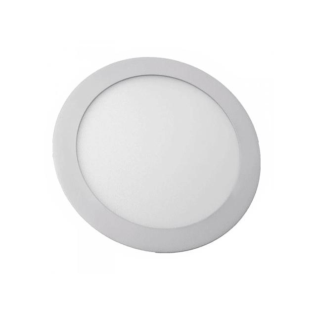 PAINEL LED SLIM 18W 1.500Lm REDONDO LED7