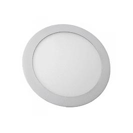 PAINEL LED SLIM 6W 450Lm REDONDO LED7