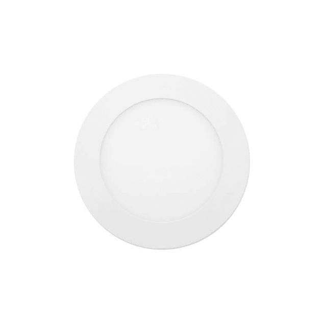PAINEL LED SLIM 5W 400Lm REDONDO MAXLED