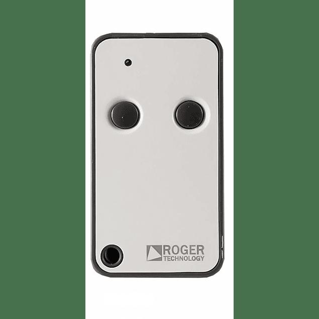 ROGER E80/TX52R/2 - COMANDO EMISSOR 2 CANAIS