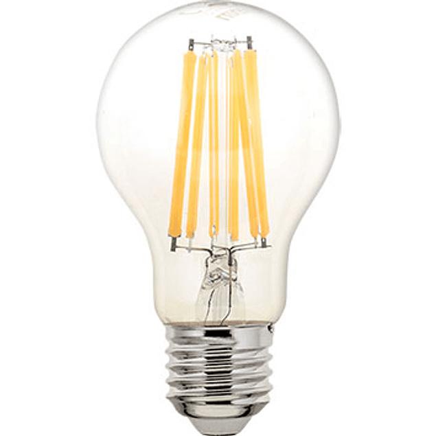 Lâmpada LED Filamento E27 GLS 12W 1521LM 2700K Branco Quente- A++