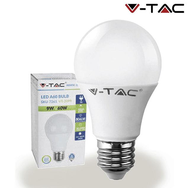 E27 9W LED LAMP »60W HOT LIGHT 806Lm A60 ALLROUND