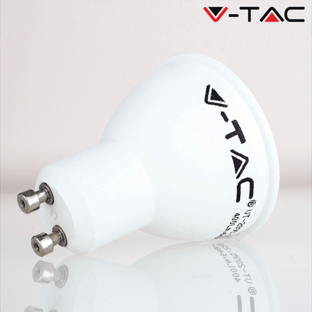 LÂMPADA LED GU10 5w»35W 110º LUZ NATURAL 400Lm WIDE