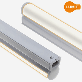 REGUA LED 1200MM SERIE AXINITE T5 16W