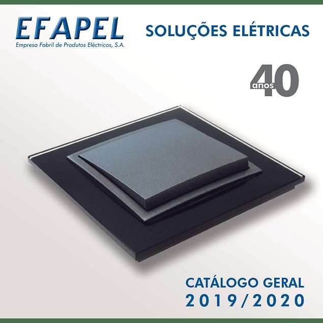 CATÁLOGO GERAL EFAPEL 2019/2020