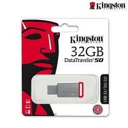 PENDRIVE KINGSTON DT50 32G USB 3.1