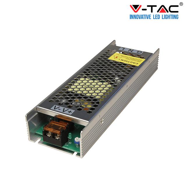 150W Transformador Slim 230V-12V 12.5A IP20