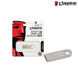 PEN DRIVE 32Gb DATATRAVELER SE9 USB 2.0 KINGSTON