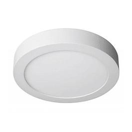 DOWNLIGHT LED REDONDO 18W 225MM SALIENTE