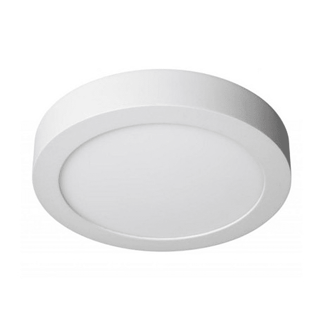 DOWNLIGHT LED REDONDO 18W 225MM SALIENTE