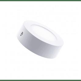 DOWNLIGHT LED REDONDO 6W 120MM SALIENTE