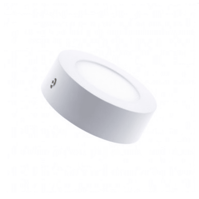 DOWNLIGHT LED REDONDO 6W 120MM SALIENTE