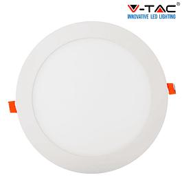 PAINEL LED SLIM 18W 1.500Lm REDONDO V-TAC