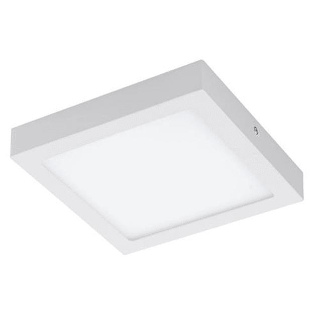DOWNLIGHT LED QUADRADO 18W 225MM SALIENTE