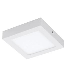 DOWNLIGHT LED QUADRADO 12W 170MM SALIENTE