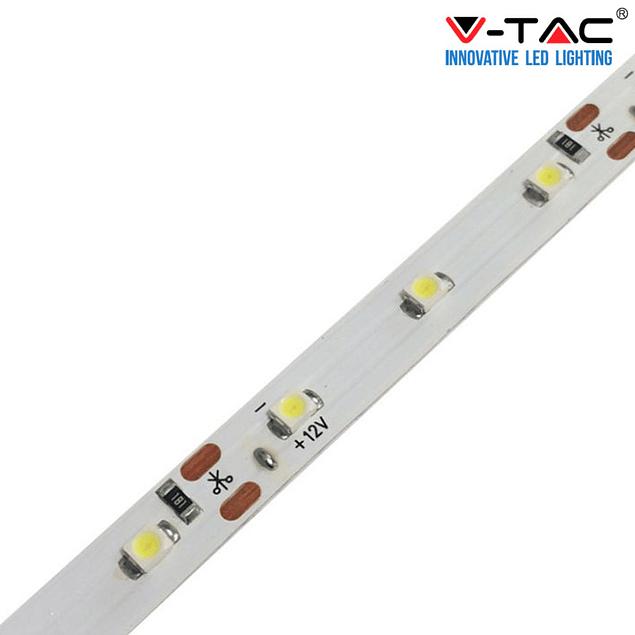Fita LED 3,6W/m SMD3528 60LEDs/m 12V IP20