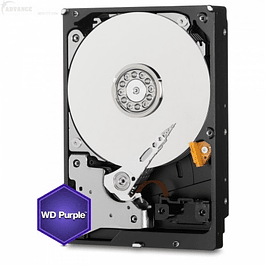 "HDD 3.5 ""1TB S-ATA 3 WD 64MB DESKTOP PURPLE"