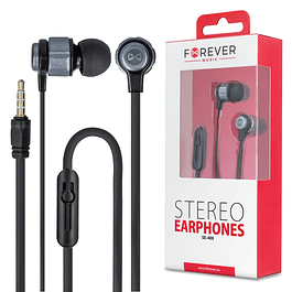AURICULARES ESTÉREO CABLEADOS FOREVER