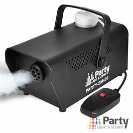 400W BLACK PARTY SMOKING MACHINE