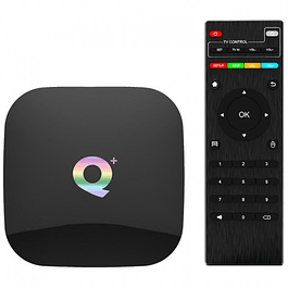 Q Plus H6 4GB / 64GB Android 9.0 - Android TV