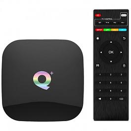 Q Plus H6 4GB / 64GB Box Android 9.0 - Android TV