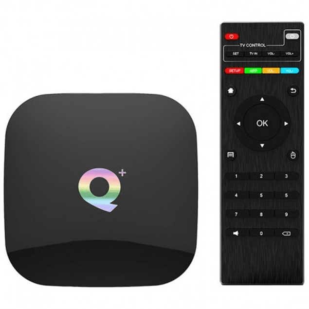 Q Plus H6 4GB / 64GB Android 9.0 - Android TV