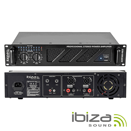 "19 ""AUDIO AMPLIFIER 2X240W IBIZA"