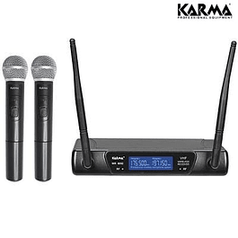 CENTRAL 2 VHF 183 / 209MHz WIRELESS MICROPHONES