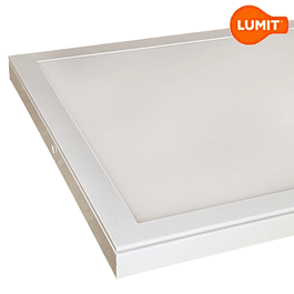 TOLSTOI SURFACE LED PANEL 30X120CM 72W 5760Lm