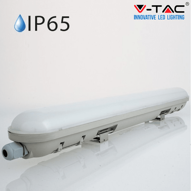 COMPACT LED ARMOR 18W 60CM COLD LIGHT 1.440LM IP65