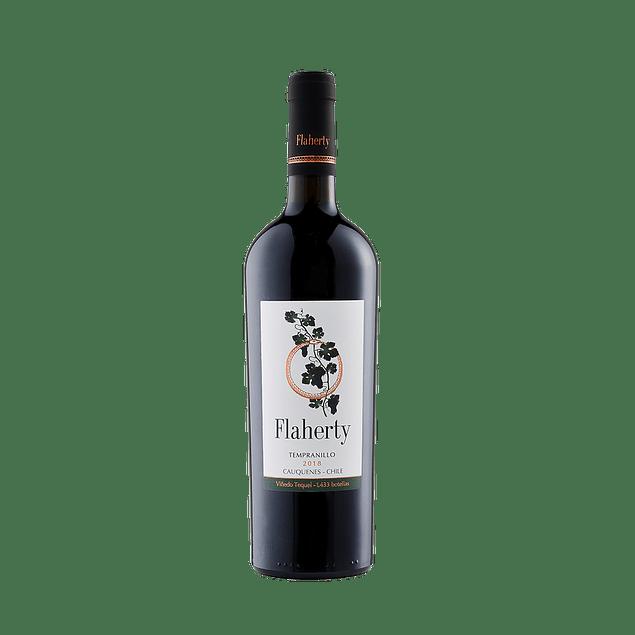 Flaherty Tempranillo Tequel Vineyard