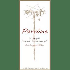 Parrone Cabernet Sauvignon/Syrah