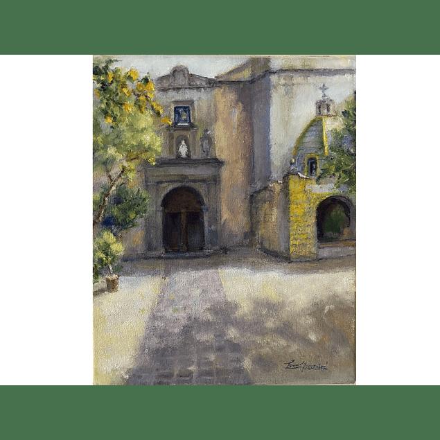Pintura - Templo de San Diego
