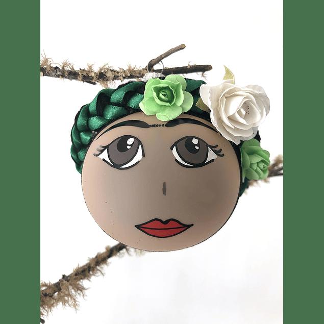 Esfera verde - Frida